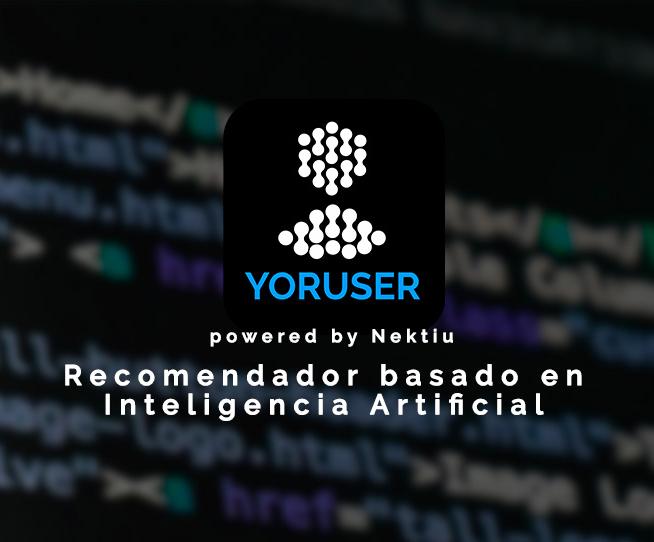 Yoruser recomendador de Inteligencia Artificial
